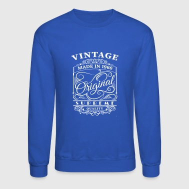 1966 Vintage Made in 1966 Original - Crewneck Sweatshirt