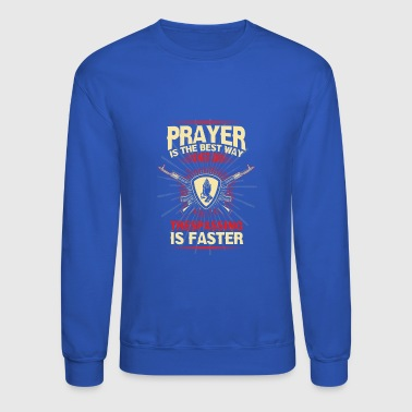 prayer - Crewneck Sweatshirt