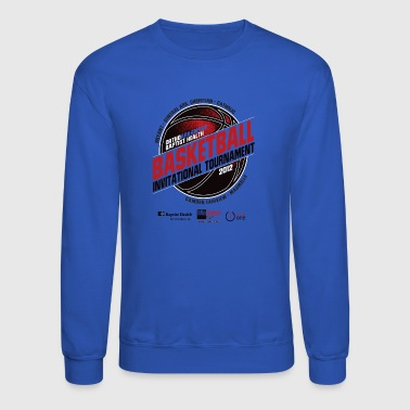 Basketball Invitational Tournament - Crewneck Sweatshirt