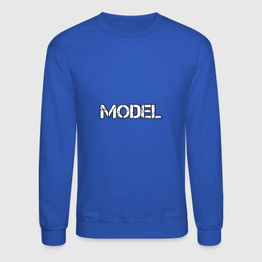 MODEL - Crewneck Sweatshirt