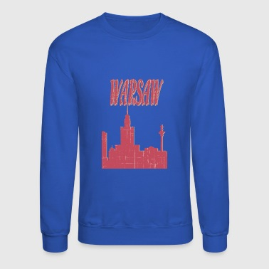 Warsaw City - Crewneck Sweatshirt