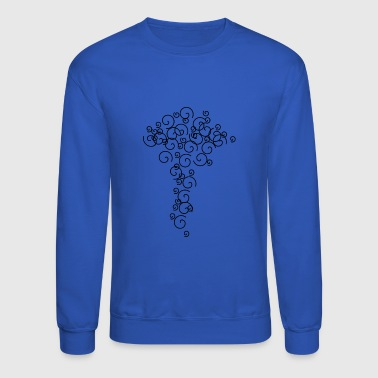 Breast Hair - Crewneck Sweatshirt