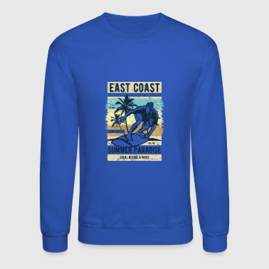 East Coast - Crewneck Sweatshirt