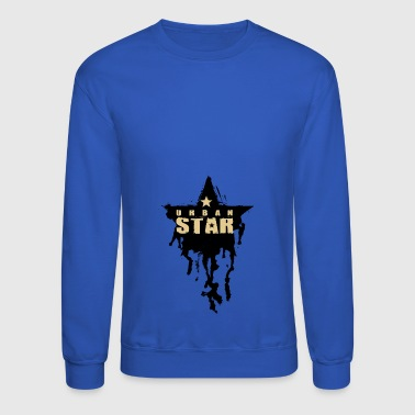 urban star - Crewneck Sweatshirt