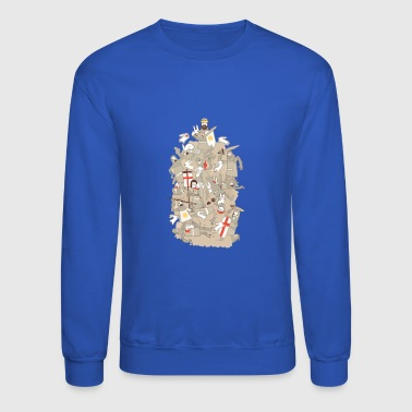 Rodent BAD TEMPERED RODENTS - Crewneck Sweatshirt
