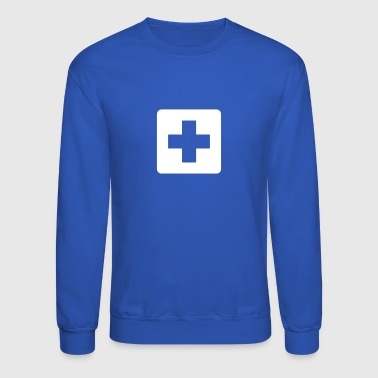 First Aid Symbol - Crewneck Sweatshirt