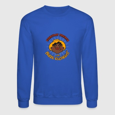 Pierre Escargot - Crewneck Sweatshirt
