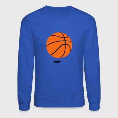 basketball - b ball - basket ball - Crewneck Sweatshirt