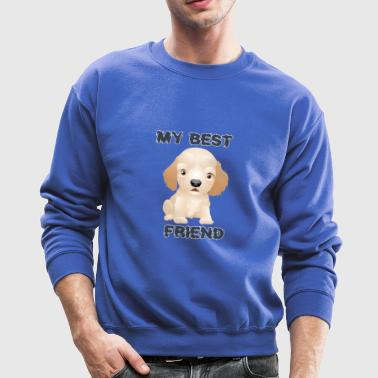 My best friend 2 - Crewneck Sweatshirt