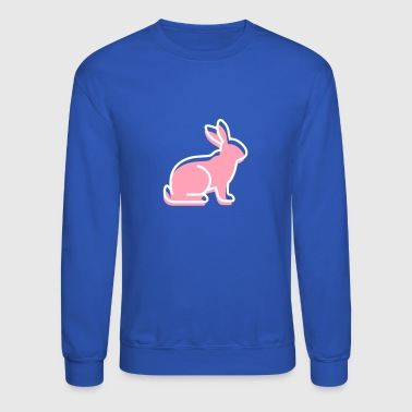 A Sitting Rabbit - Crewneck Sweatshirt