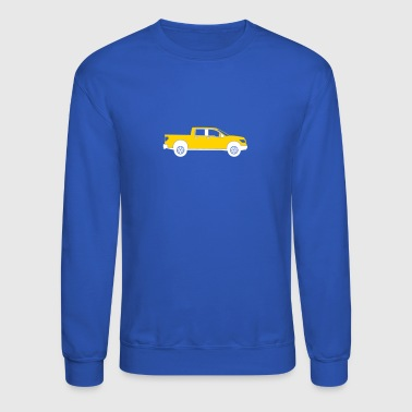 Pick-up Truck - Crewneck Sweatshirt