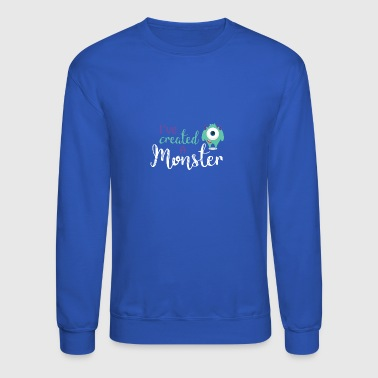Partnerlook - Parents & Child. Parents version - Crewneck Sweatshirt