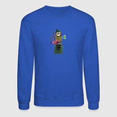 Bagpipe Pickle - Crewneck Sweatshirt