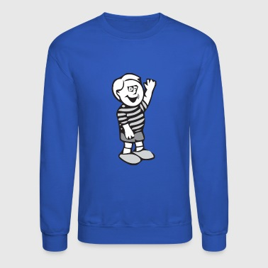 Concert Cartoon Kids - Crewneck Sweatshirt