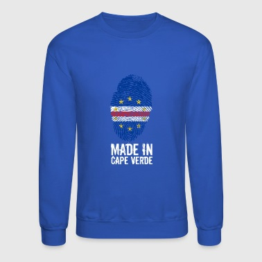 Made In Cape Verde / Cabo Verde - Crewneck Sweatshirt