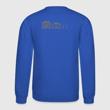 Vehicle family - Crewneck Sweatshirt