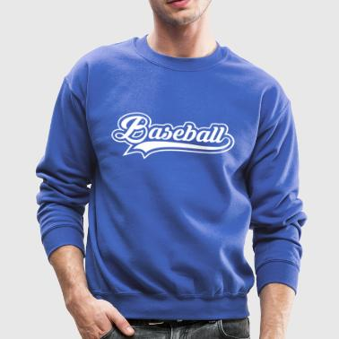 Baseball Player - Crewneck Sweatshirt