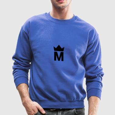 Simple Majesty Logo - Crewneck Sweatshirt