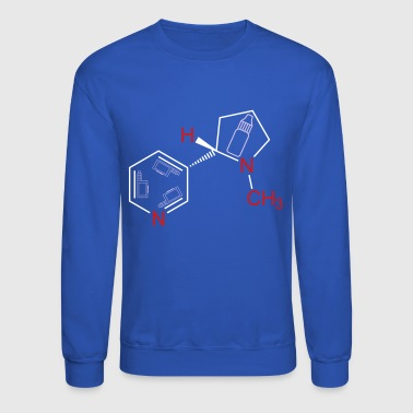 Vaping and Nicotine - Crewneck Sweatshirt
