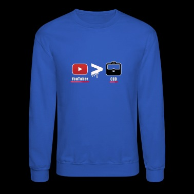 YouTubers - Crewneck Sweatshirt