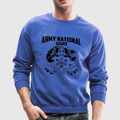 Army National Guard shi - Crewneck Sweatshirt