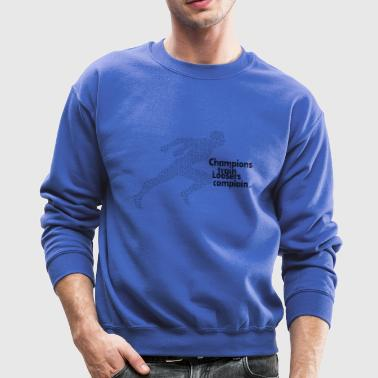 Champions train - Crewneck Sweatshirt