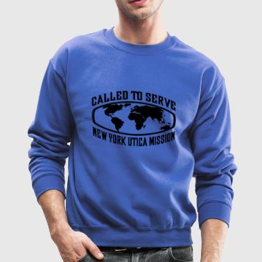 New York Utica Mission - LDS Mission CTSW - Crewneck Sweatshirt