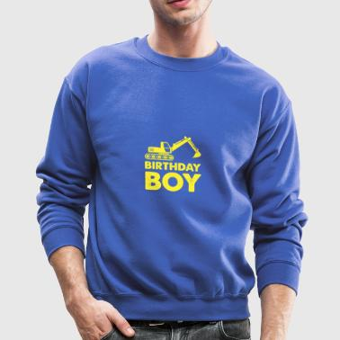Birthday boy - Crewneck Sweatshirt