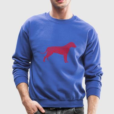 dog lover - Crewneck Sweatshirt