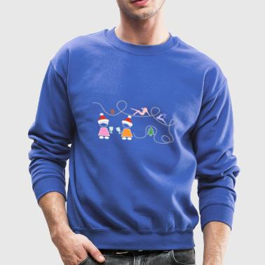 greeting - Crewneck Sweatshirt