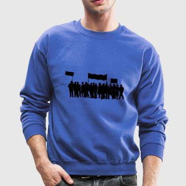 protest - Crewneck Sweatshirt