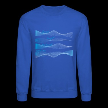 Waves - Crewneck Sweatshirt