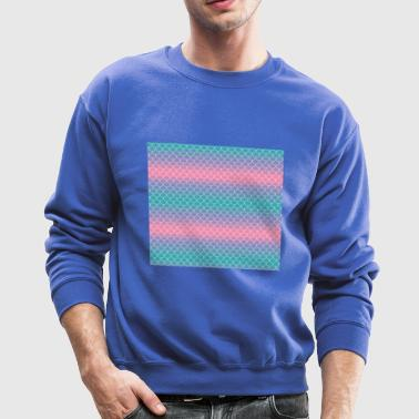 Pastel Mermaid - Crewneck Sweatshirt