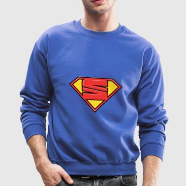 super seat - Crewneck Sweatshirt