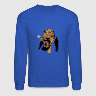 Trippy Snoop Dogggg - Crewneck Sweatshirt