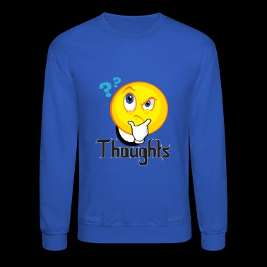 Thoughts - Crewneck Sweatshirt