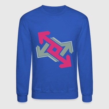 Arrows - Crewneck Sweatshirt