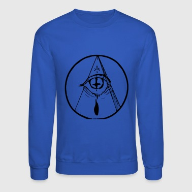 occult eye - Crewneck Sweatshirt