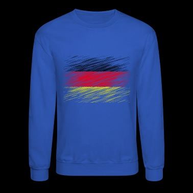 German flag - Crewneck Sweatshirt
