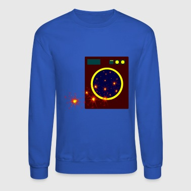 Outer Space Festival - Crewneck Sweatshirt