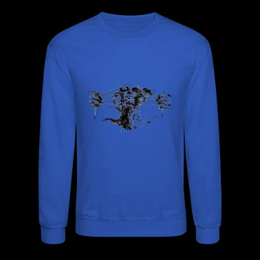 Abstract Drawing - Crewneck Sweatshirt
