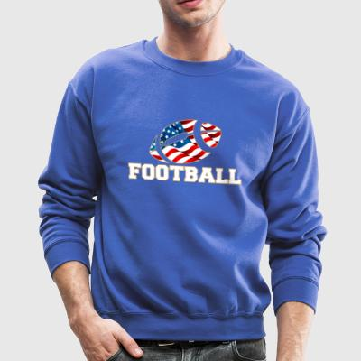 Football Nation - Crewneck Sweatshirt