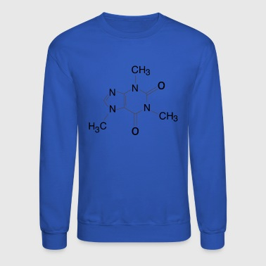 Scientific Caffeine Clothing apparel shirts - Crewneck Sweatshirt