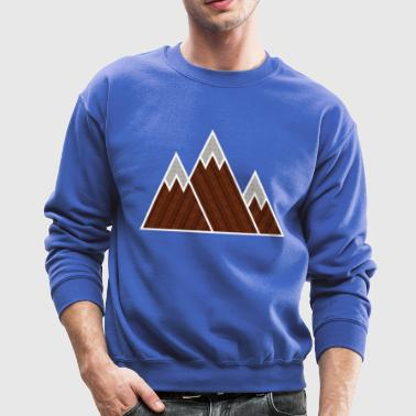 Concrete Mountains - Crewneck Sweatshirt