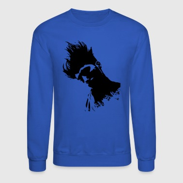 the wave - Crewneck Sweatshirt