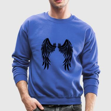 Angel wings - Crewneck Sweatshirt