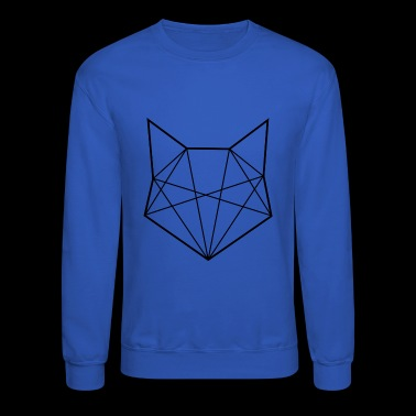 Fox vector - Crewneck Sweatshirt