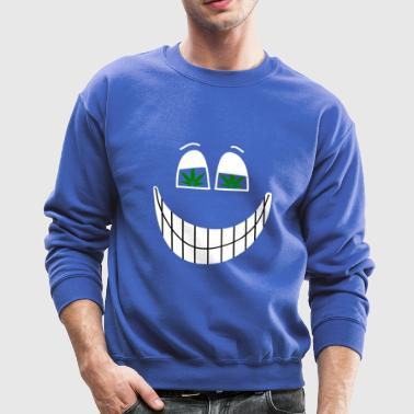 Hemp Grin - Crewneck Sweatshirt