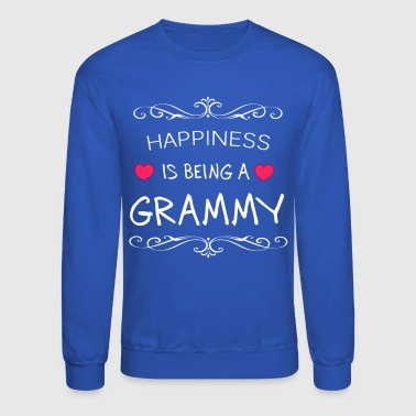 Happiness Is Being a GRAMMY - Crewneck Sweatshirt