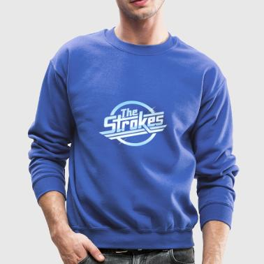 the strokes - Design can have such a positive impa - Crewneck Sweatshirt